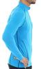 Мужская толстовка для бега Brubeck Windproof Zip Top (LS11060)