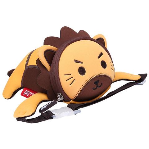 Водонепроницаемая детская поясная сумка в виде Льва