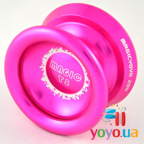 Magic   YoYo  T8