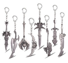 Брелок World of Warcraft Metal Keychain series 4