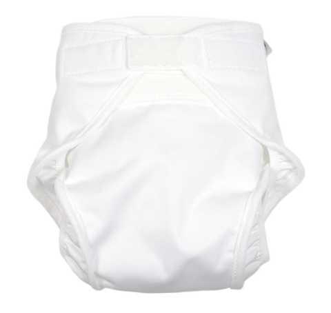 Подгузник многоразовый «Все в одном» M, 8-11 kg, White