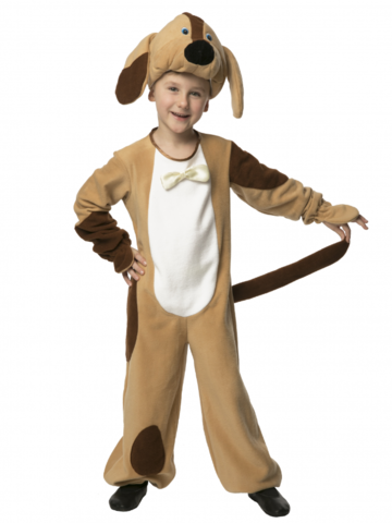 Карнавального костюма детский Собака