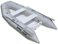 Надувная РИБ-лодка BRIG F275