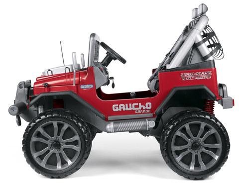 Детский электромобиль Peg Perego Gaucho Grande