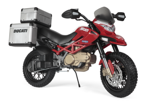 Детский электромотоцикл Peg Perego Ducati Enduro IGMC0023