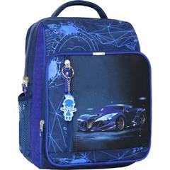 Рюкзак школьный Bagland Школьник 8 л. 225 синий 248к (00112702)