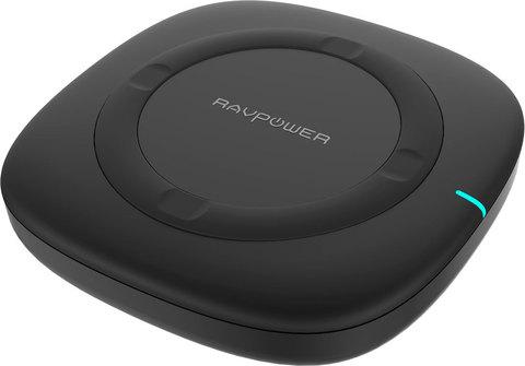Зарядное устройство RAVPower Wireless Charging Pad 5W Black (RP-PC072)