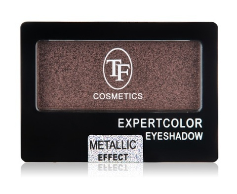 ТФ Тени с эф. металлик т.156 Eyeshadow Mono CTE-20 Holographic Bronze
