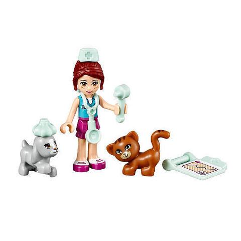 LEGO Friends: Ветеринарная клиника 41085