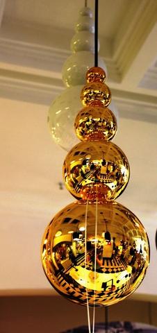 replica BUBBLE by Innermost ( gold )