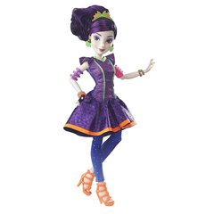 Кукла Дисней Наследники Мэл (Mal) Бал Неоновых Огней - Disney Descendants, Hasbro