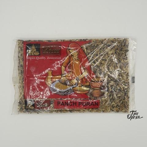 Пять специй Панч Пурен Bharat Bazaar, 100 гр
