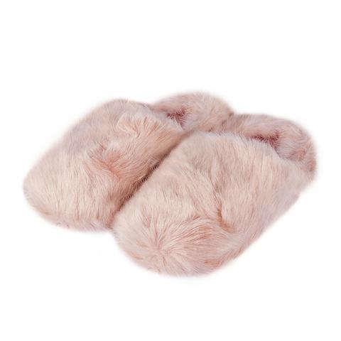 Тапки Fluffy Pink р-р 41-42 XL