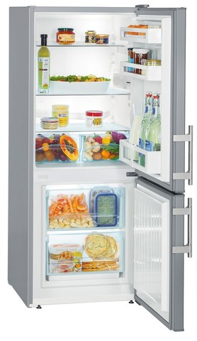 Двухкамерный холодильник Liebherr CUsl 2311