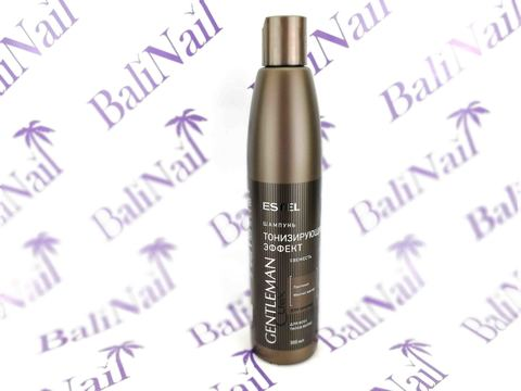 Шампунь CUREX GENTLEMAN для  волос - тонизирующий