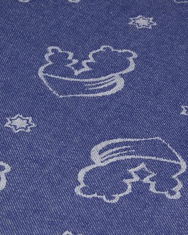 Эрго-рюкзак Мини-люкс ультра синий