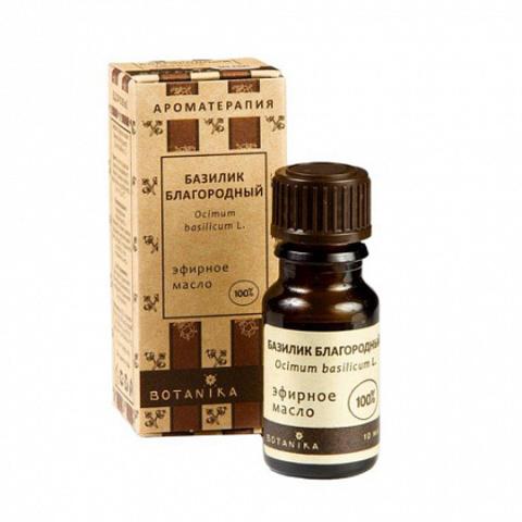 Botavikos Базилик благородный 100% эфирное масло 10 мл