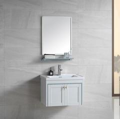 Комплект мебели для ванны River AMALIA 705 BU голубой