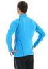 Мужская толстовка Brubeck Windproof Zip Top (LS11060) голубая