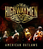 The Highwaymen / Live - American Outlaws (3CD+Blu-ray)