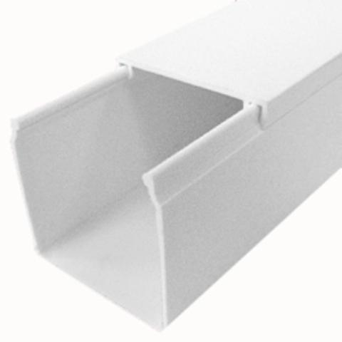 ECO 25Х25 Миниканал 25Х25 мм. 1шт=1м. Цвет Белый. Ecoplast (ЭКОПЛАСТ). 77215