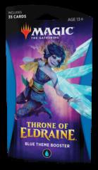 Тематический бустер «Throne of Eldraine» (синий) на английском языке