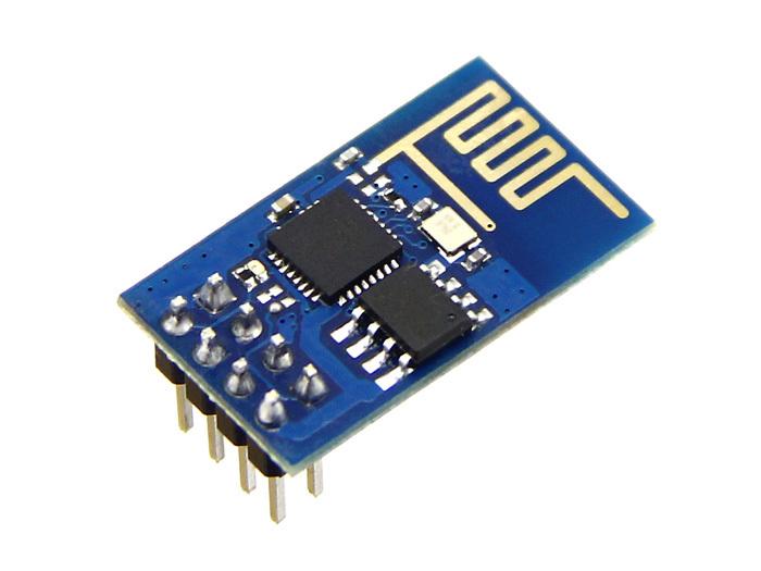 WiFi-модуль ESP8266 - общий вид