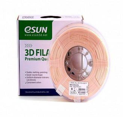 Катушка PLA-Пластика ESUN 1.75 Мм 1кг., Телесный (PLA175F1)