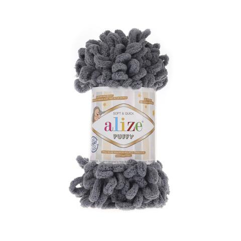 Купить Пряжа Alize Puffy Код цвета 087 | Интернет-магазин пряжи «Пряха»