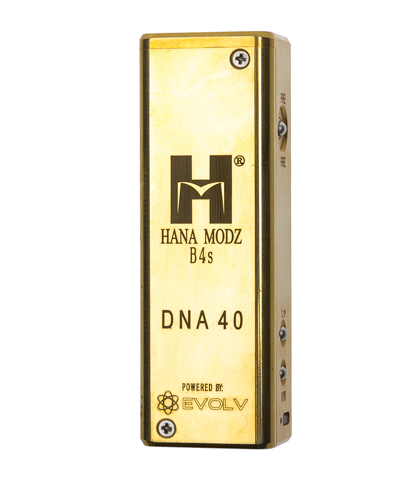 HANA Modz B4s DNA 40 (Brass)