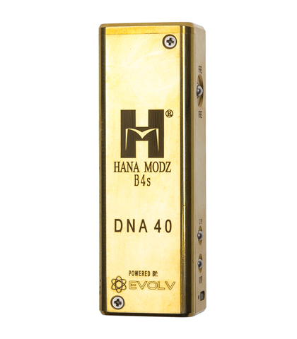 B4s DNA 40 (Brass)