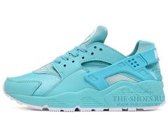 Кроссовки Женские Nike Air Huarache Sky Blue