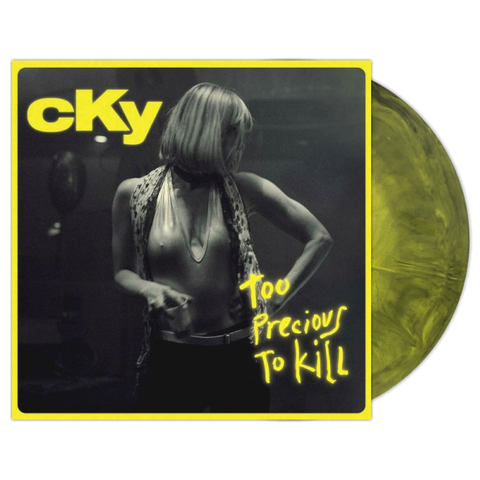 CKY ‎/ Too Precious To Kill (Coloured Vinyl)(12