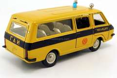 RAF-2203 GAI Police yellow Agat Tantal Made in USSR 1:43