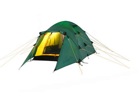 Туристическая палатка Alexika Nakra 3 (3 местная)