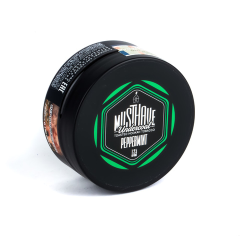 Табак MustHave Peppermint 125 г