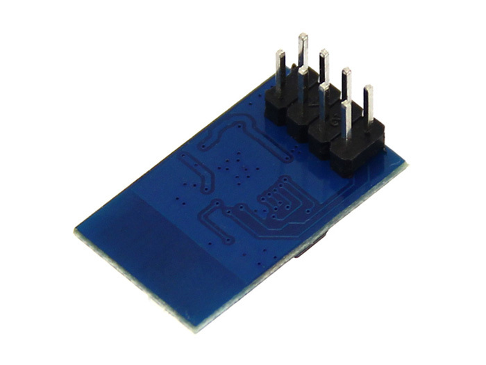 WiFi-модуль ESP8266 - вид снизу