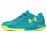 Кроссовки Мужские Under Armour Curry One Low Double Green