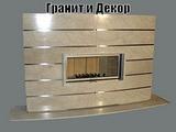 Облицовка из натурального мрамора Крема Нова