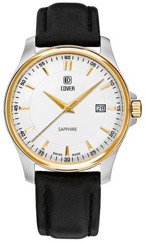 Купить Мужские наручные швейцарские часы Cover Co137.07 по доступной цене