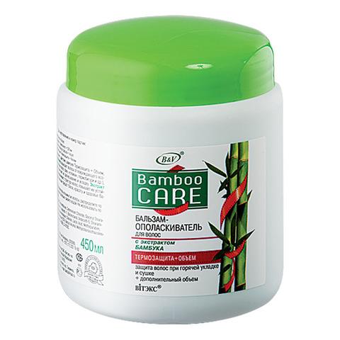 Витэкс Bamboo Care Бальзам-ополаскиватель для волос с экстрактом бамбука