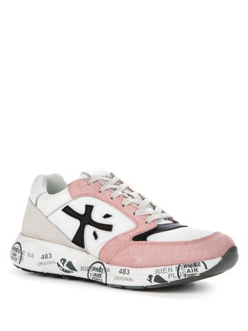 Комбинированные кроссовки Premiata Zac-Zac 3057