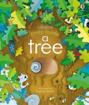 Kitab Peep Inside a Tree   Anna Milbourne