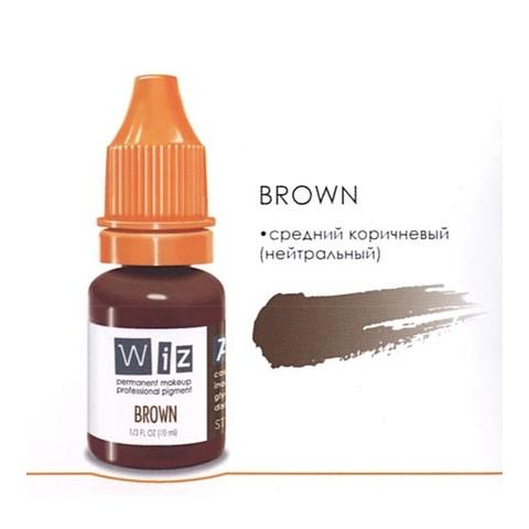 BROWN WizArt