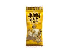 Миндаль обжаренный с медово-сливочным вкусом, 35г