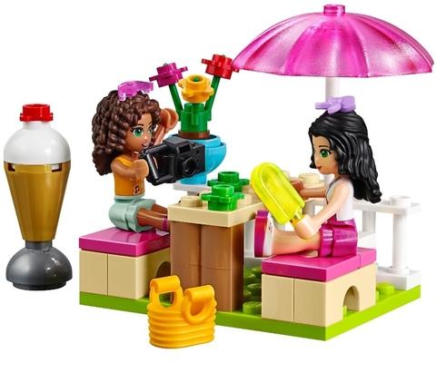LEGO Juniors: Грузовик с мороженым Эммы 10727