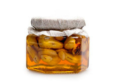 Кешью в меду Столбушино, 120г