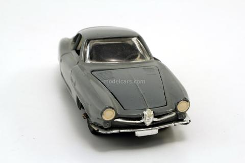 Alfa Romeo Giulia SS (Sprint Speciale) #506 gray USSR remake 1:43