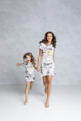 Детская женская ночная сорочка WB E19K-24X101