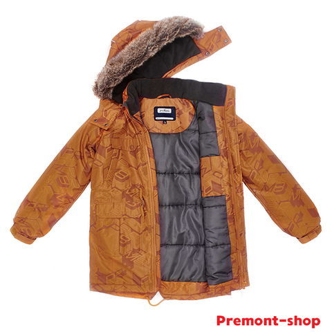 Парка Premont Зима Пустыня Оканаган WP92475 YELLOW